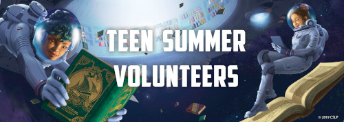 Teen Volunteer Sign-Up